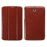 Xundd leather Case Sams P3200 brown Galaxy Tab 3 7.0
