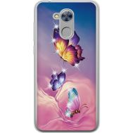 Силиконовый чехол BoxFace Huawei Honor 6A Butterflies (934983-rs19)