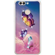Силиконовый чехол BoxFace Huawei Nova 2 Butterflies (935781-rs19)