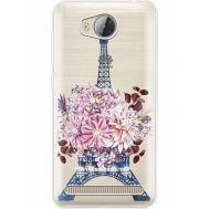 Силиконовый чехол BoxFace Huawei Ascend Y3 2 Eiffel Tower (935887-rs1)