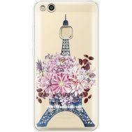 Силиконовый чехол BoxFace Huawei P10 Lite Eiffel Tower (935957-rs1)
