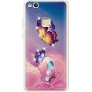 Силиконовый чехол BoxFace Huawei P10 Lite Butterflies (935957-rs19)