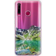 Силиконовый чехол BoxFace Huawei Honor 10i Green Mountain (37080-cc69)