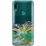 Силиконовый чехол BoxFace Huawei P Smart Z Green Mountain (37382-cc69)