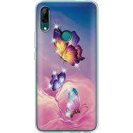 Силиконовый чехол BoxFace Huawei P Smart Z Butterflies (937382-rs19)