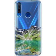 Силиконовый чехол BoxFace Huawei Honor 9X Green Mountain (37997-cc69)
