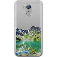 Силиконовый чехол BoxFace Huawei Honor 6A Green Mountain (34983-cc69)