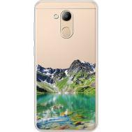 Силиконовый чехол BoxFace Huawei Honor 6C Pro Green Mountain (34984-cc69)