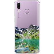 Силиконовый чехол BoxFace Huawei Honor Play Green Mountain (35427-cc69)