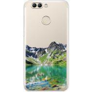 Силиконовый чехол BoxFace Huawei Nova 2 Green Mountain (35781-cc69)
