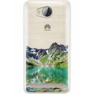 Силиконовый чехол BoxFace Huawei Ascend Y3 2 Green Mountain (35887-cc69)