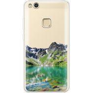 Силиконовый чехол BoxFace Huawei P10 Lite Green Mountain (35957-cc69)