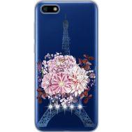 Силиконовый чехол BoxFace Huawei Y5 2018 Eiffel Tower (934965-rs1)