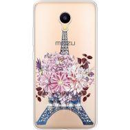 Силиконовый чехол BoxFace Meizu M3 Eiffel Tower (935365-rs1)