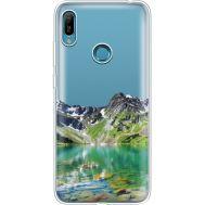 Силиконовый чехол BoxFace Huawei Y6 Prime 2019 Green Mountain (36649-cc69)