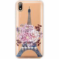 Силиконовый чехол BoxFace Huawei Y5 2019 Eiffel Tower (937077-rs1)