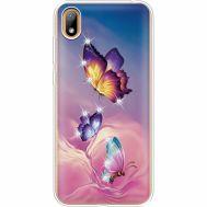 Силиконовый чехол BoxFace Huawei Y5 2019 Butterflies (937077-rs19)