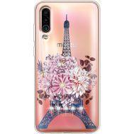 Силиконовый чехол BoxFace Meizu 16Xs Eiffel Tower (937412-rs1)