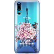 Силиконовый чехол BoxFace Meizu 16s Eiffel Tower (937984-rs1)