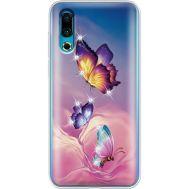 Силиконовый чехол BoxFace Meizu 16s Butterflies (937984-rs19)