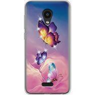 Силиконовый чехол BoxFace Meizu C9 Pro Butterflies (938754-rs19)