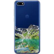 Силиконовый чехол BoxFace Huawei Y5 2018 Green Mountain (34965-cc69)