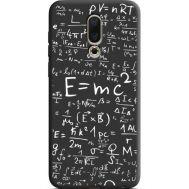 Силиконовый чехол BoxFace Meizu 16 E=mc2 (36105-bk65)