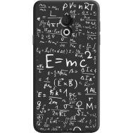 Силиконовый чехол BoxFace Meizu M15 (15 Lite) E=mc2 (36135-bk65)