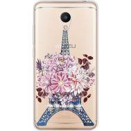 Силиконовый чехол BoxFace Meizu M6 Eiffel Tower (935010-rs1)