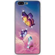 Силиконовый чехол BoxFace OnePlus 5 Butterflies (935825-rs19)