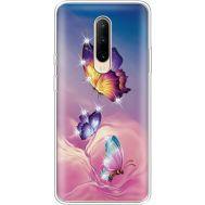 Силиконовый чехол BoxFace OnePlus 7 Pro Butterflies (937259-rs19)
