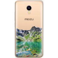 Силиконовый чехол BoxFace Meizu M5C Green Mountain (35051-cc69)