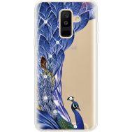 Силиконовый чехол BoxFace Samsung A605 Galaxy A6 Plus 2018 Peafowl (935017-rs7)