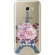 Силиконовый чехол BoxFace Samsung A520 Galaxy A5 2017 Eiffel Tower (935047-rs1)