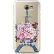 Силиконовый чехол BoxFace Samsung A720 Galaxy A7 2017 Eiffel Tower (935960-rs1)