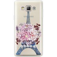 Силиконовый чехол BoxFace Samsung A700 Galaxy A7 Eiffel Tower (935961-rs1)