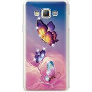 Силиконовый чехол BoxFace Samsung A700 Galaxy A7 Butterflies (935961-rs19)