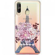 Силиконовый чехол BoxFace Samsung A6060 Galaxy A60 Eiffel Tower (937397-rs1)