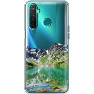 Силиконовый чехол BoxFace Realme 5 Pro Green Mountain (39528-cc69)