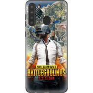 Силиконовый чехол BoxFace Samsung A215 Galaxy A21 (39760-up2309)