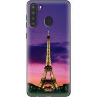 Силиконовый чехол BoxFace Samsung A215 Galaxy A21 (39760-up964)