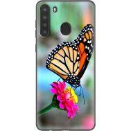 Силиконовый чехол BoxFace Samsung A215 Galaxy A21 (39760-up1321)
