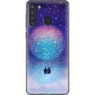 Силиконовый чехол BoxFace Samsung A215 Galaxy A21 (39760-up1396)
