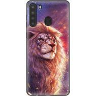 Силиконовый чехол BoxFace Samsung A215 Galaxy A21 (39760-up1948)