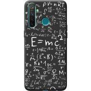 Силиконовый чехол BoxFace Realme 5 / 6i E=mc2 (40045-bk65)