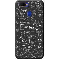 Силиконовый чехол BoxFace OPPO A5s E=mc2 (40394-bk65)