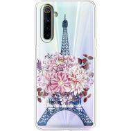 Силиконовый чехол BoxFace Realme 6 Eiffel Tower (940470-rs1)
