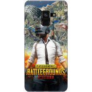 Силиконовый чехол BoxFace Samsung A530 Galaxy A8 (2018) (32657-up2309)