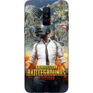 Силиконовый чехол BoxFace Samsung A605 Galaxy A6 Plus 2018 (33377-up2309)