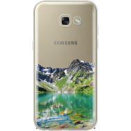 Силиконовый чехол BoxFace Samsung A520 Galaxy A5 2017 Green Mountain (35047-cc69)